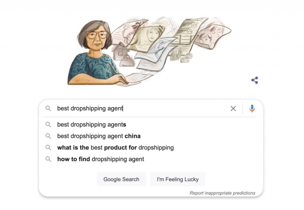 google best dropshipping agent