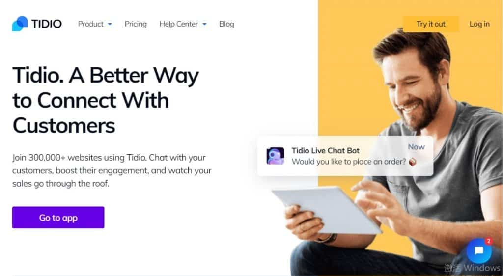 Tidio-best-live-chat-for-shopify