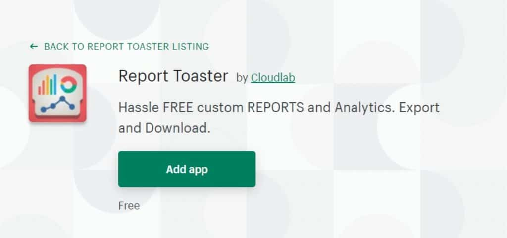 report-toaster